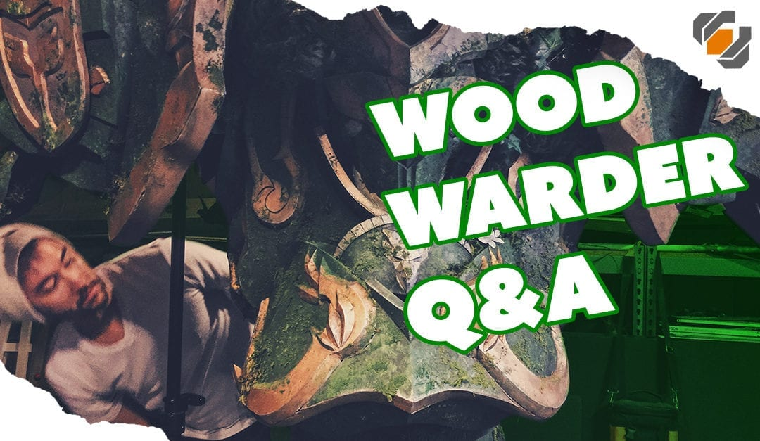 Prop: Live – Q&A with Woodwarder – 1/11/2018