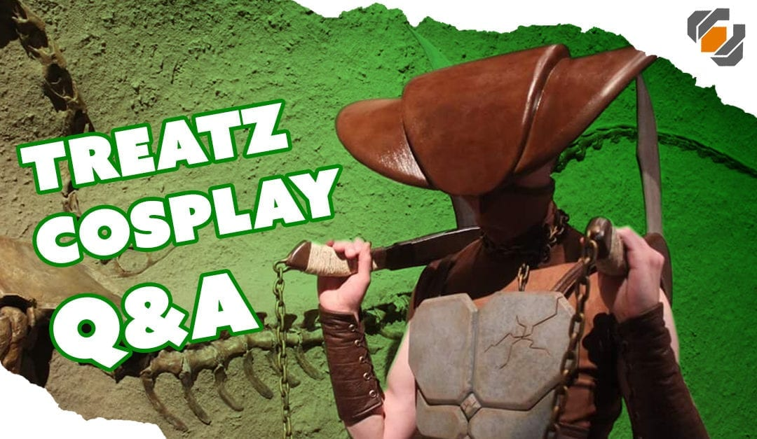 Prop: Live – Q&A with Treatz Cosplay – 5/9/2018