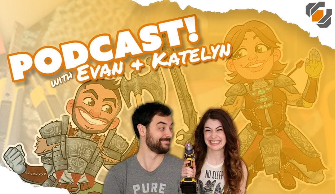 Prop Live Podcast with Evan & Katelyn – 7/25/18