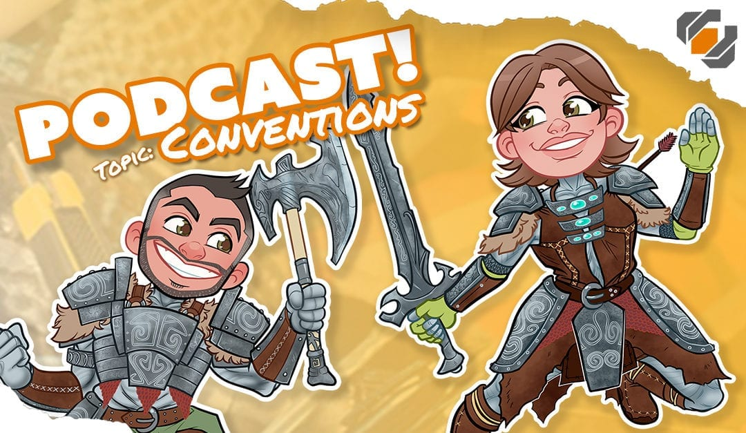 Prop Live Podcast – Being a Convention Guest 8/8/18