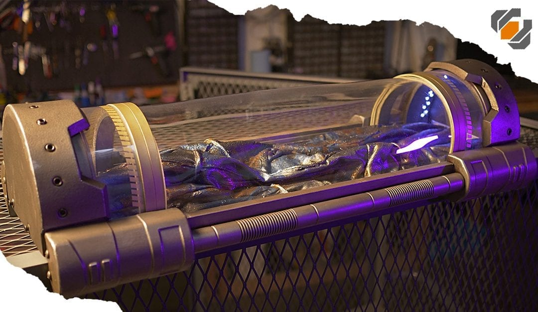 HOW TO make: VENOM Symbiote Tube (With a Twist!)