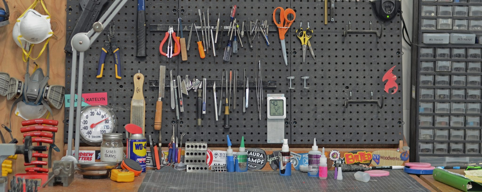 Bill's Prop and Costume Making Tools - Punished Props