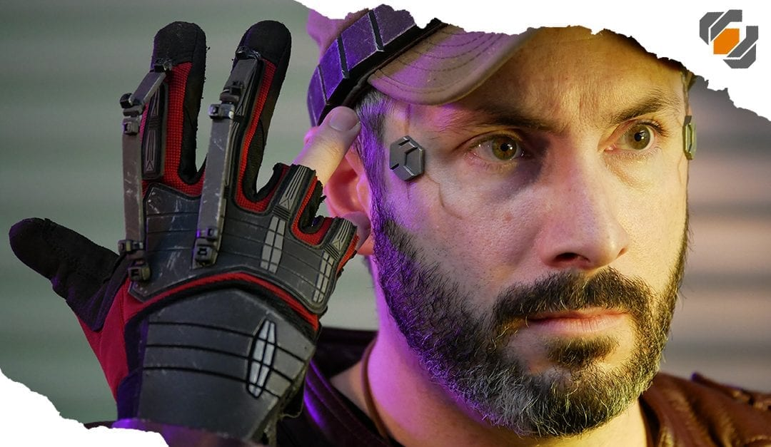One Day Build: CYBERPUNK 2077 Inspired Costume – HOW TO