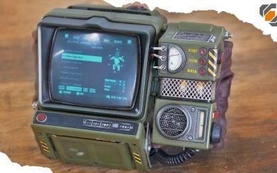 FALLOUT Pip Boy 2000 mk VI – Mod + Repaint
