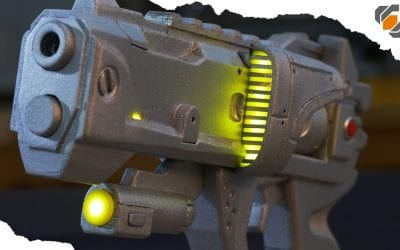 HOW TO: Easy LEDs for Cosplay – BORDERLANDS Blaster Tutorial
