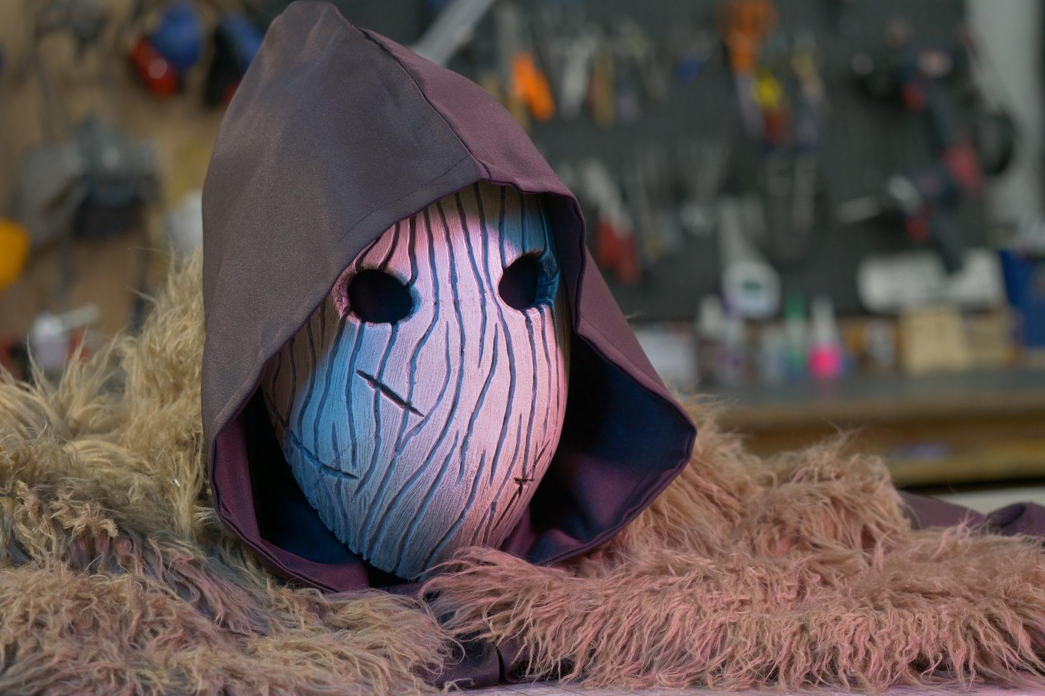 Far Cry New Dawn Making A Judge Mask With Eva Foam