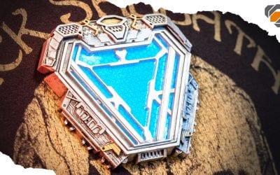 IT WORKS! 3D Printing Iron Man's Endgame Arc Reactor