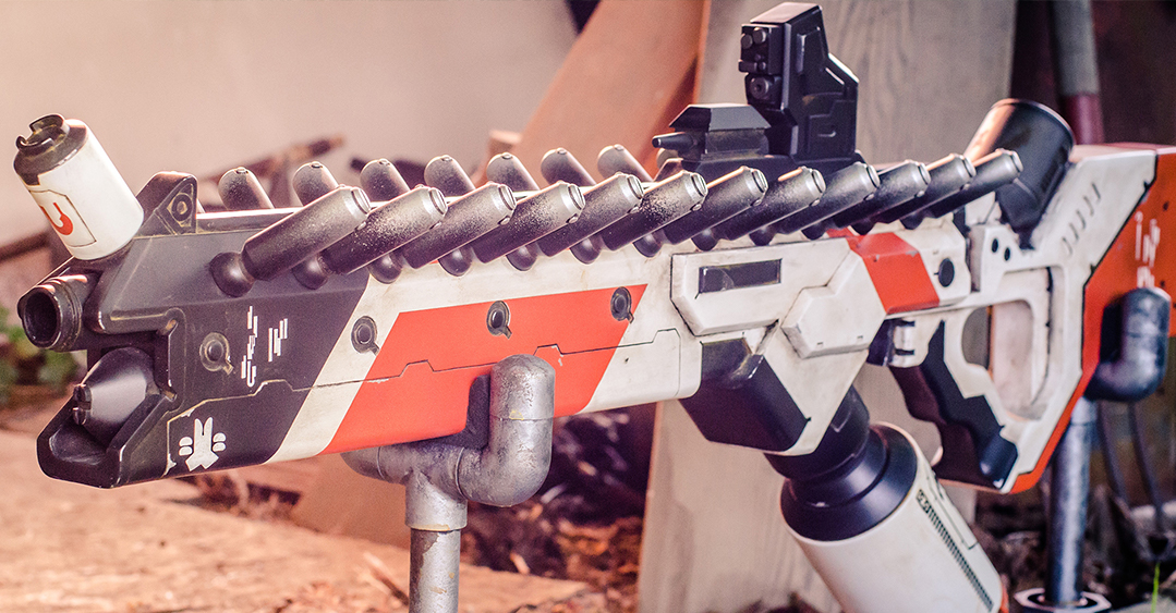 District 9 Rifle