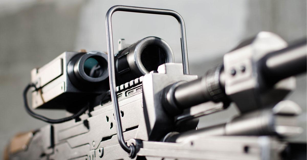 Halo Sniper Rifle