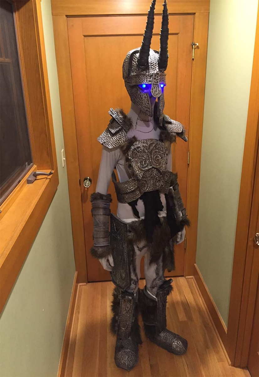 Costumes Out Of Craft Foam