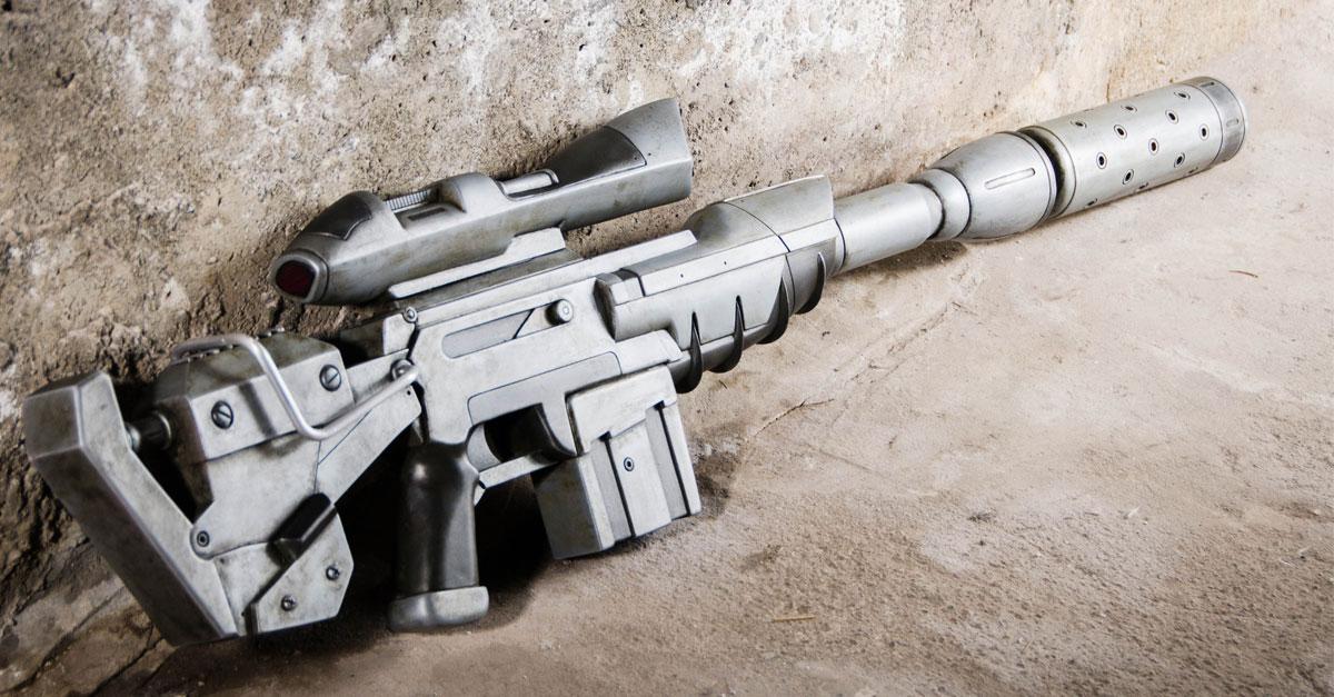Starcraft Rifle