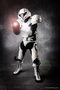Samus Light Armor