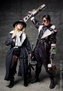 "Costume by <a href=""https://www.facebook.com/BrokenBladeWorkshop/"">Broken Blade Workshop</a> Photo by <a href=""https://www.facebook.com/toshi.studios/"">Toshi Studios</a>"