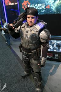 "Costume by Tim Tiel</a> Photo by <a href=""https://www.facebook.com/LiftedGeek/"">Lifted Geek</a>"