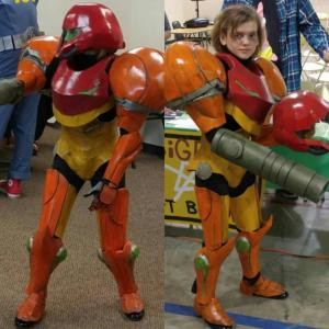 "Costume by <a href=""http://www.facebook.com/frostbitecosplaytx/"">Frostbite Cosplay</a>"